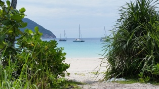 Idyllic Redang Island
