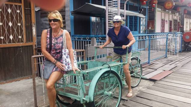 Bicycle with Bron